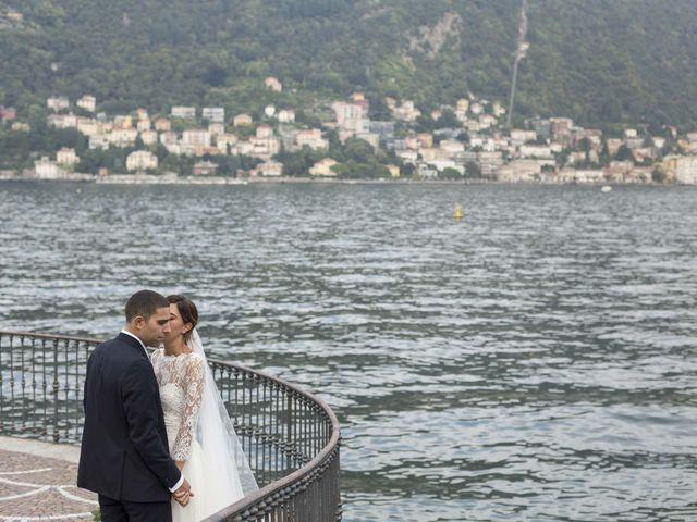 Il matrimonio di Alberto e Martina a Como, Como 66