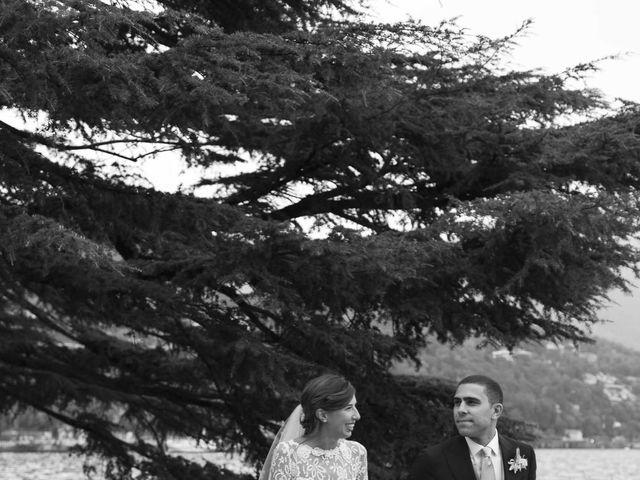 Il matrimonio di Alberto e Martina a Como, Como 67