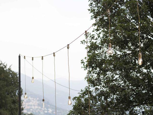 Il matrimonio di Alberto e Martina a Como, Como 73