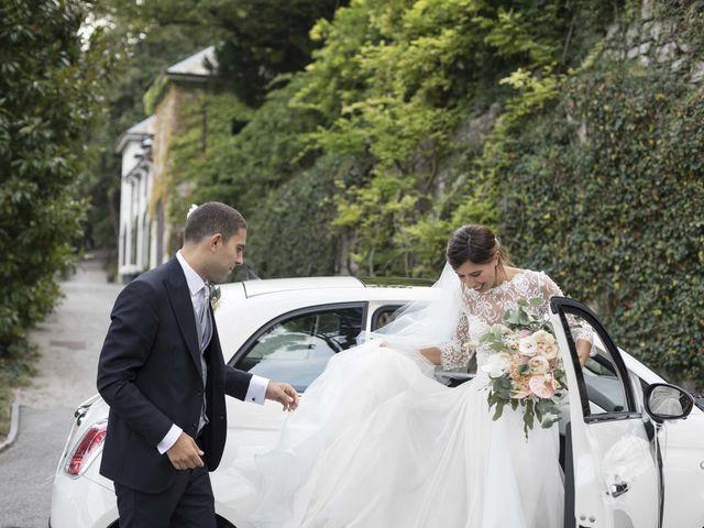 Il matrimonio di Alberto e Martina a Como, Como 78