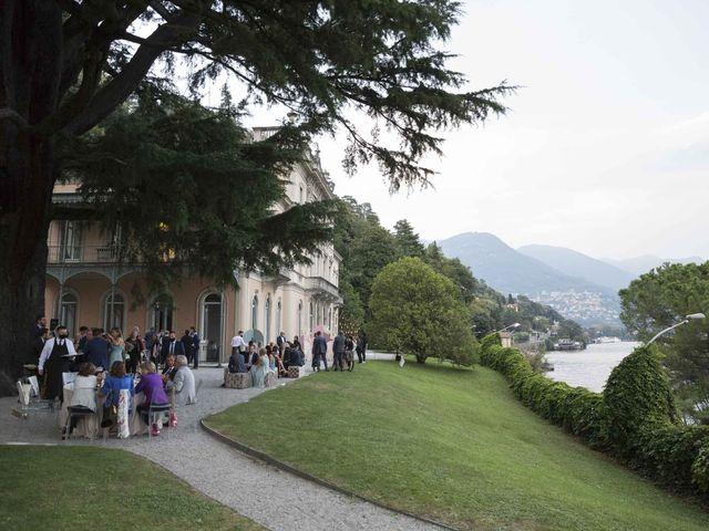 Il matrimonio di Alberto e Martina a Como, Como 79