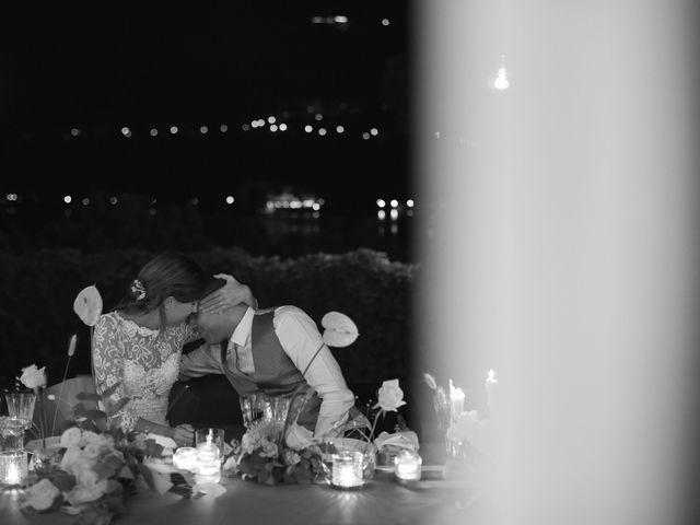 Il matrimonio di Alberto e Martina a Como, Como 112