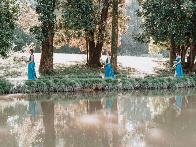 Il matrimonio di Francesco e Francesca a Quinto Vicentino, Vicenza 10