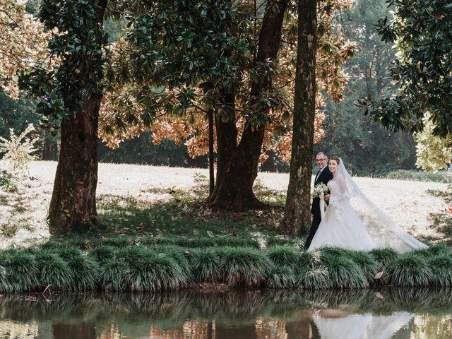 Il matrimonio di Francesco e Francesca a Quinto Vicentino, Vicenza 11
