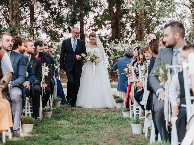 Il matrimonio di Francesco e Francesca a Quinto Vicentino, Vicenza 14
