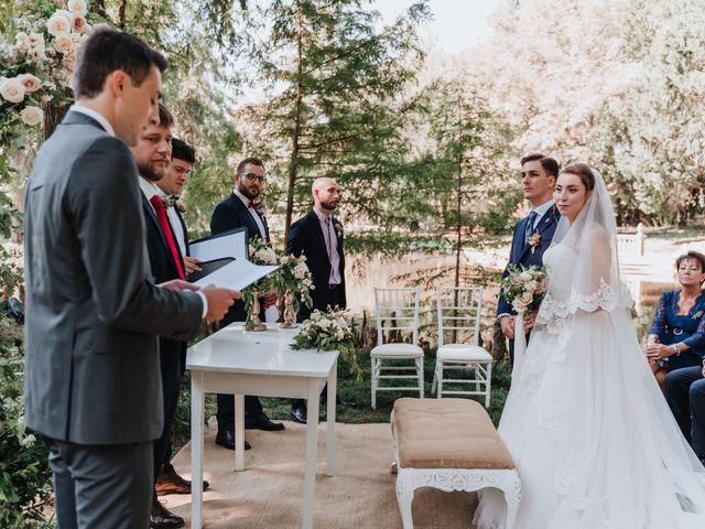 Il matrimonio di Francesco e Francesca a Quinto Vicentino, Vicenza 17