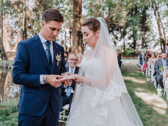 Il matrimonio di Francesco e Francesca a Quinto Vicentino, Vicenza 19