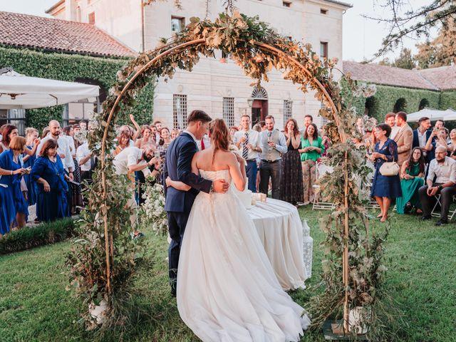 Il matrimonio di Francesco e Francesca a Quinto Vicentino, Vicenza 45