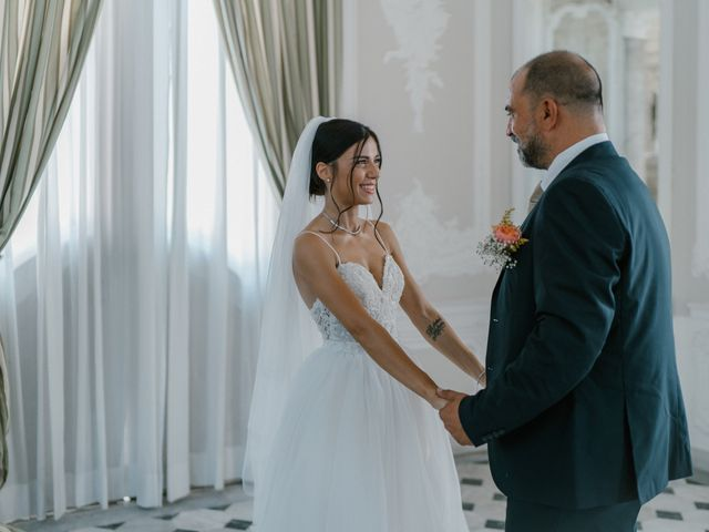 Il matrimonio di Luciana e Stefano a Ariccia, Roma 38