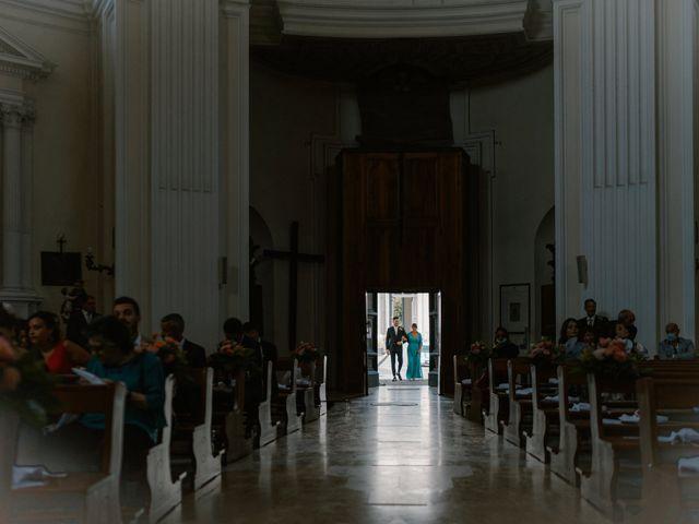 Il matrimonio di Luciana e Stefano a Ariccia, Roma 41