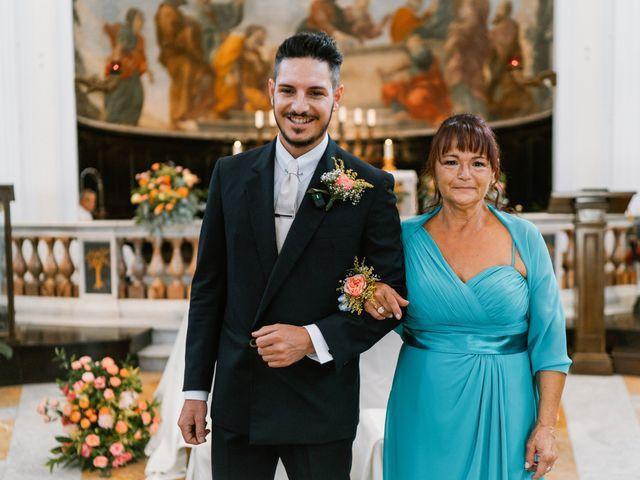 Il matrimonio di Luciana e Stefano a Ariccia, Roma 43