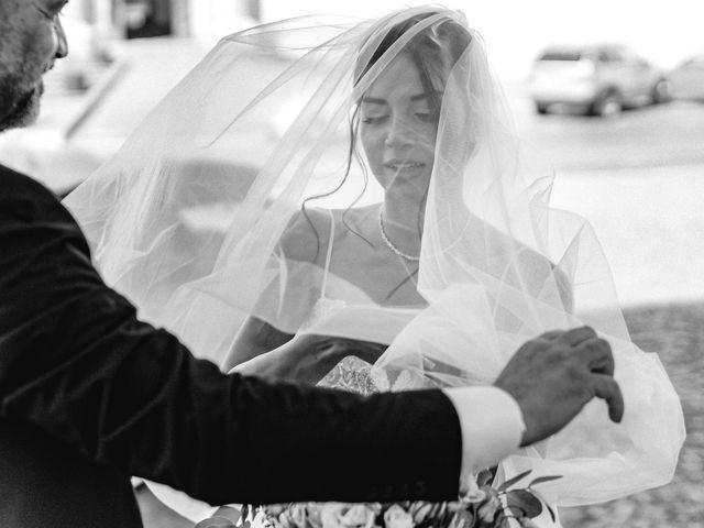 Il matrimonio di Luciana e Stefano a Ariccia, Roma 44