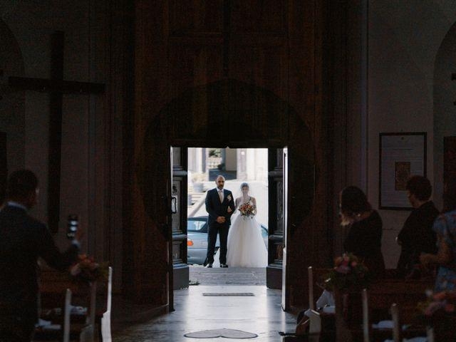Il matrimonio di Luciana e Stefano a Ariccia, Roma 45
