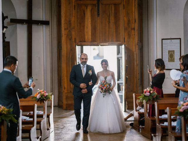 Il matrimonio di Luciana e Stefano a Ariccia, Roma 46