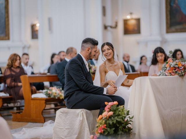 Il matrimonio di Luciana e Stefano a Ariccia, Roma 53