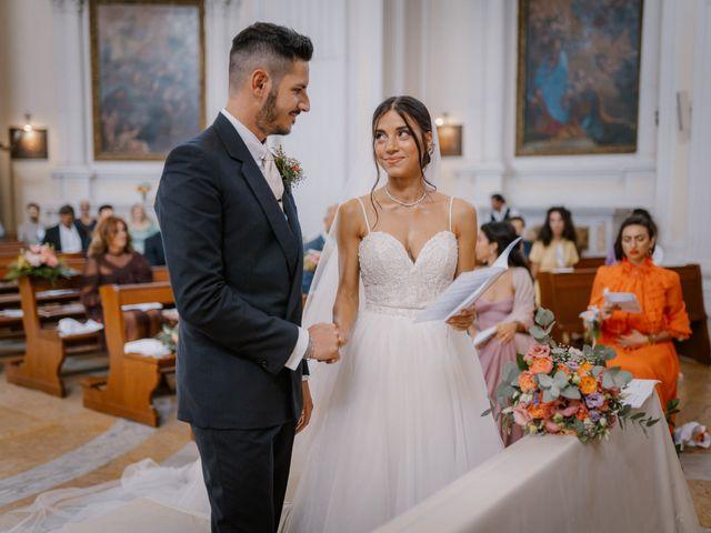 Il matrimonio di Luciana e Stefano a Ariccia, Roma 55
