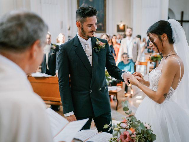 Il matrimonio di Luciana e Stefano a Ariccia, Roma 58