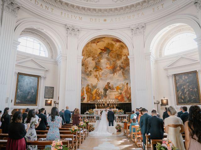 Il matrimonio di Luciana e Stefano a Ariccia, Roma 60