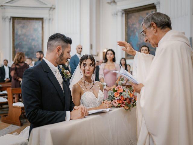 Il matrimonio di Luciana e Stefano a Ariccia, Roma 61
