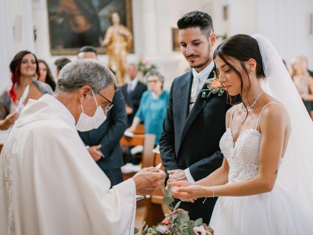 Il matrimonio di Luciana e Stefano a Ariccia, Roma 63