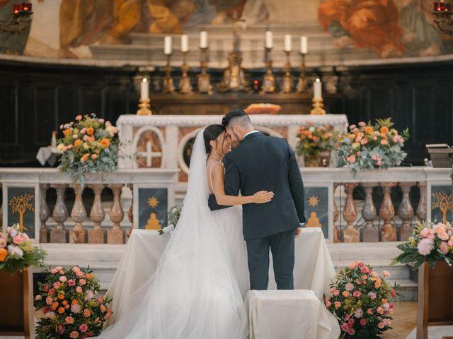Il matrimonio di Luciana e Stefano a Ariccia, Roma 65
