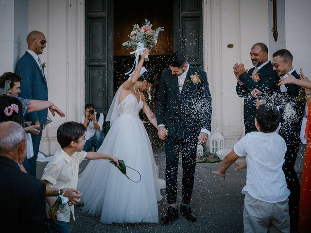 Il matrimonio di Luciana e Stefano a Ariccia, Roma 69