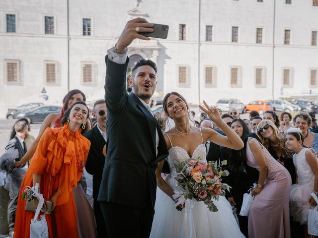 Il matrimonio di Luciana e Stefano a Ariccia, Roma 71