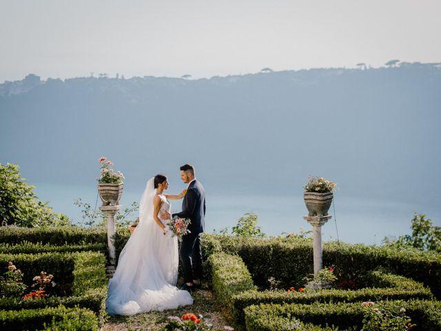 Il matrimonio di Luciana e Stefano a Ariccia, Roma 72