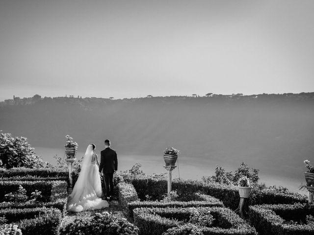 Il matrimonio di Luciana e Stefano a Ariccia, Roma 73