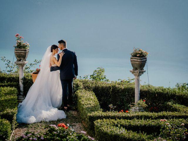 Il matrimonio di Luciana e Stefano a Ariccia, Roma 74