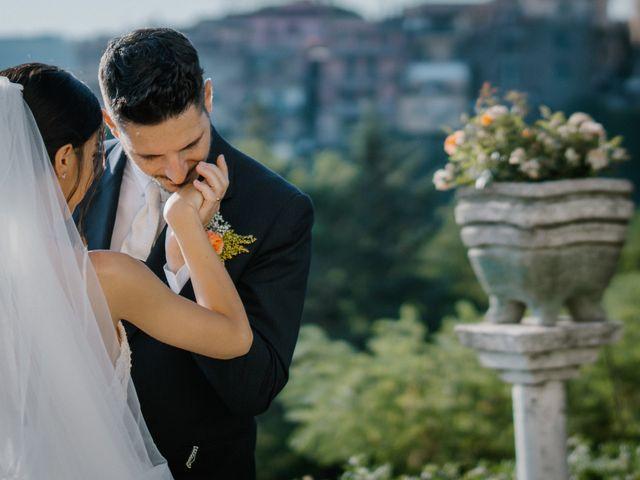 Il matrimonio di Luciana e Stefano a Ariccia, Roma 76