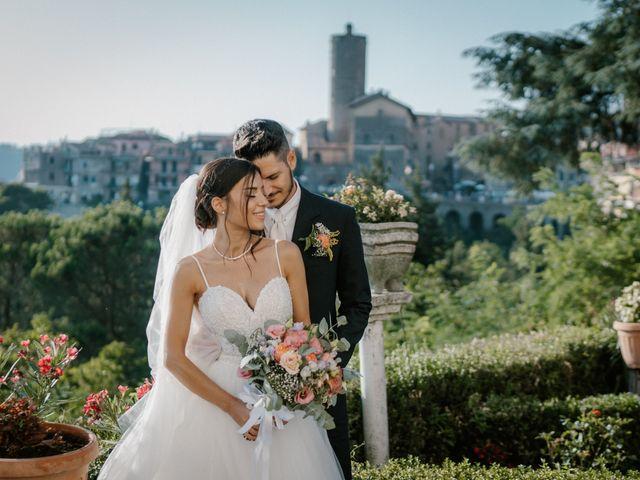Il matrimonio di Luciana e Stefano a Ariccia, Roma 77
