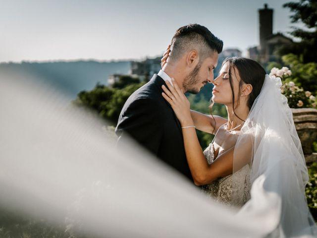 Il matrimonio di Luciana e Stefano a Ariccia, Roma 79