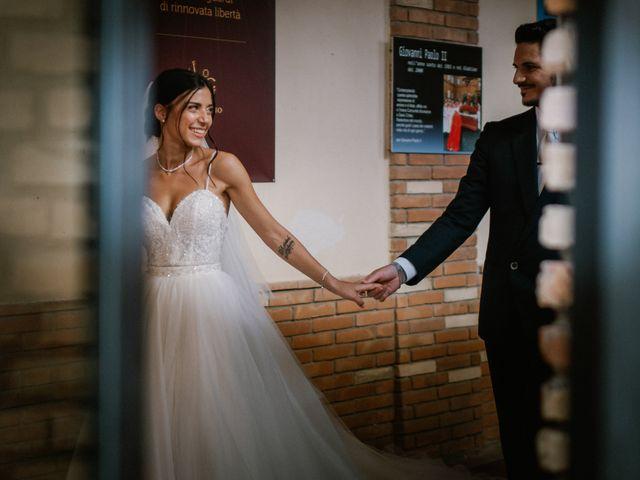Il matrimonio di Luciana e Stefano a Ariccia, Roma 82
