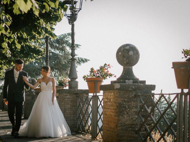 Il matrimonio di Luciana e Stefano a Ariccia, Roma 83