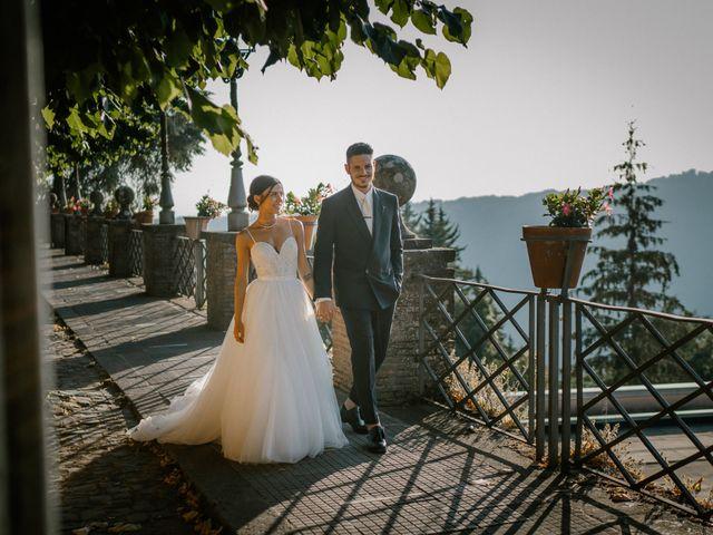 Il matrimonio di Luciana e Stefano a Ariccia, Roma 84