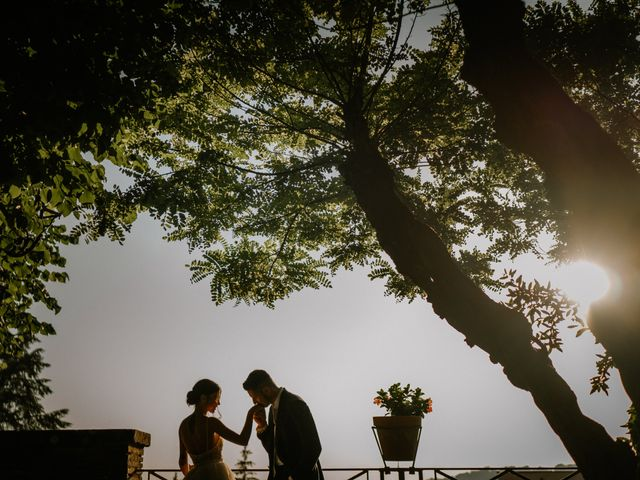 Il matrimonio di Luciana e Stefano a Ariccia, Roma 85