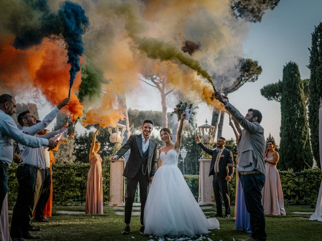 Il matrimonio di Luciana e Stefano a Ariccia, Roma 90