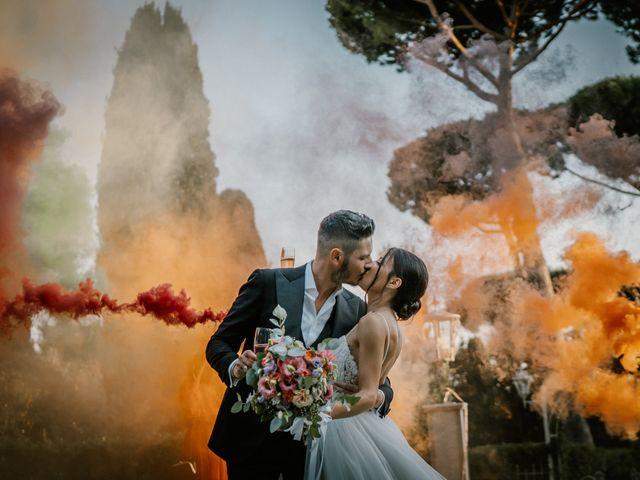 Il matrimonio di Luciana e Stefano a Ariccia, Roma 2