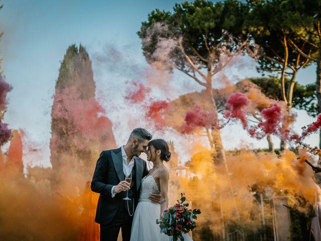 Il matrimonio di Luciana e Stefano a Ariccia, Roma 91