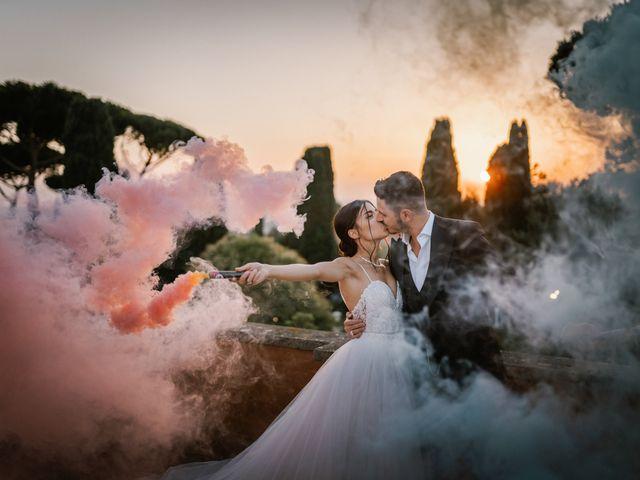 Il matrimonio di Luciana e Stefano a Ariccia, Roma 92