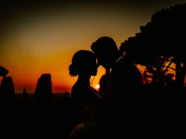 Il matrimonio di Luciana e Stefano a Ariccia, Roma 96