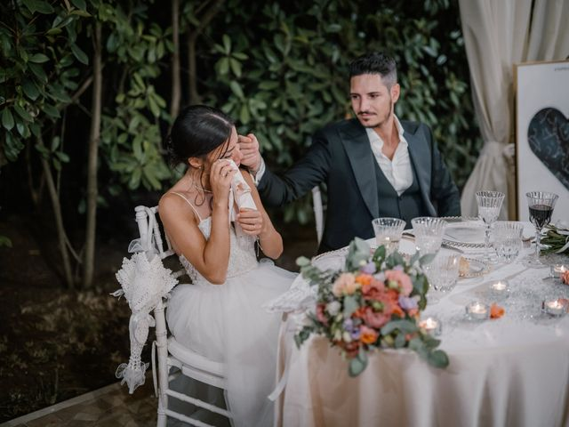 Il matrimonio di Luciana e Stefano a Ariccia, Roma 102