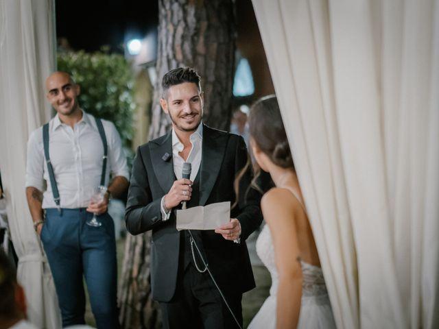 Il matrimonio di Luciana e Stefano a Ariccia, Roma 107