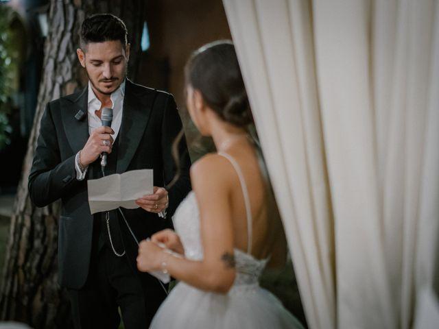 Il matrimonio di Luciana e Stefano a Ariccia, Roma 108