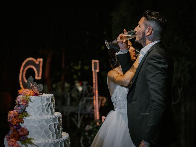 Il matrimonio di Luciana e Stefano a Ariccia, Roma 115