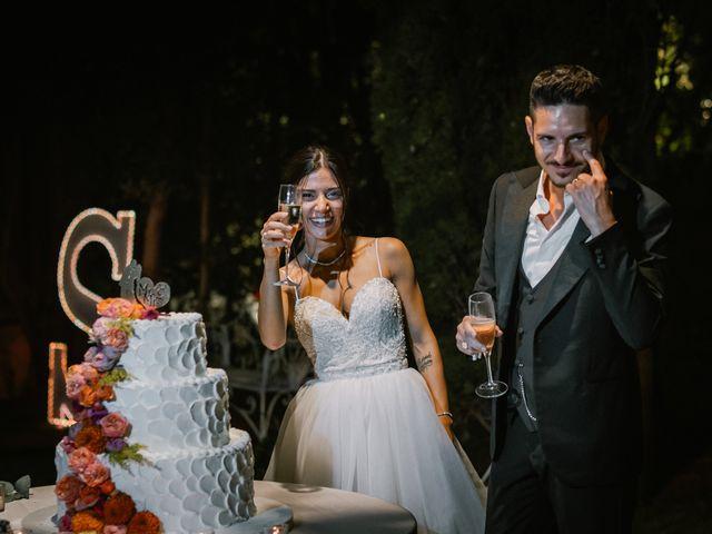 Il matrimonio di Luciana e Stefano a Ariccia, Roma 116