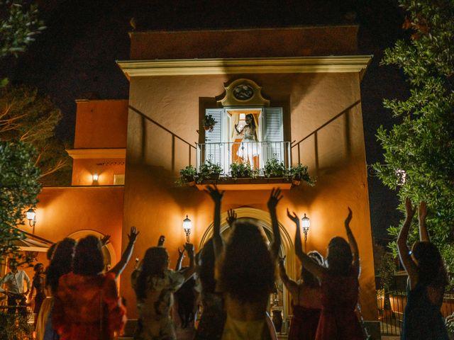 Il matrimonio di Luciana e Stefano a Ariccia, Roma 120