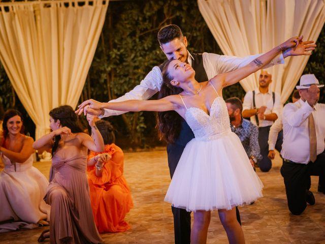 Il matrimonio di Luciana e Stefano a Ariccia, Roma 126