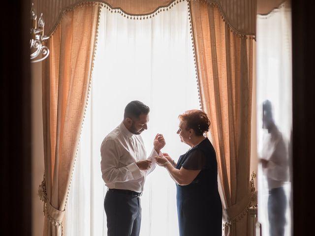Il matrimonio di Giuseppe e Stefania a Piazza Armerina, Enna 1